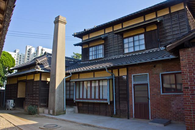Hirotsu House, Gunsan, South Korea
