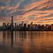 A VIbrant Sunrise by DavidAyash