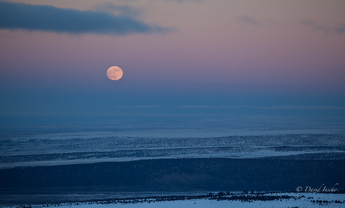 winter moon oregon desert easternoregon antitwilightarch