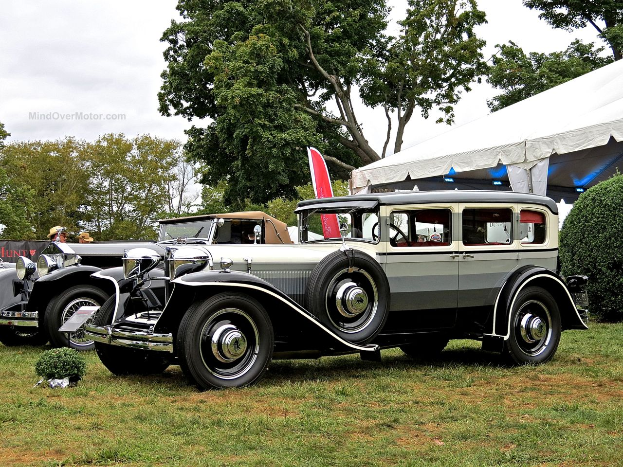 Ruxton at Radnor Hunt Concours 1