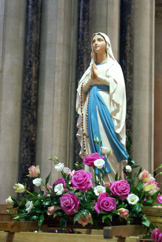 Solemn Mass in honour of Our Lady of Lourdes and Anointing of the Sick - 6th <a href=
