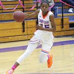 RNE Varsity Ladies Basketball PINK OUT V LRHS 2/9/16