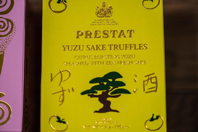 PRESTAT プレスタ チョコレート
