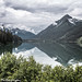 Reflection on Duffey Lake