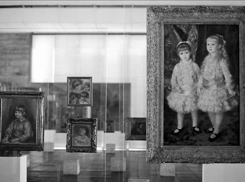 Cavaletes de cristal, de Lina Bo Bardi (1970)