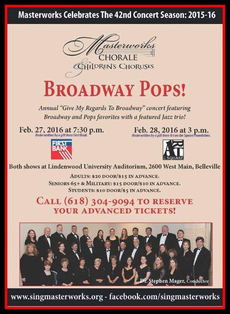 Masterworks Chorale 2-27, 2-28-16