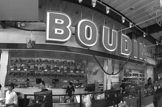 Boudin - Flagship store bw
