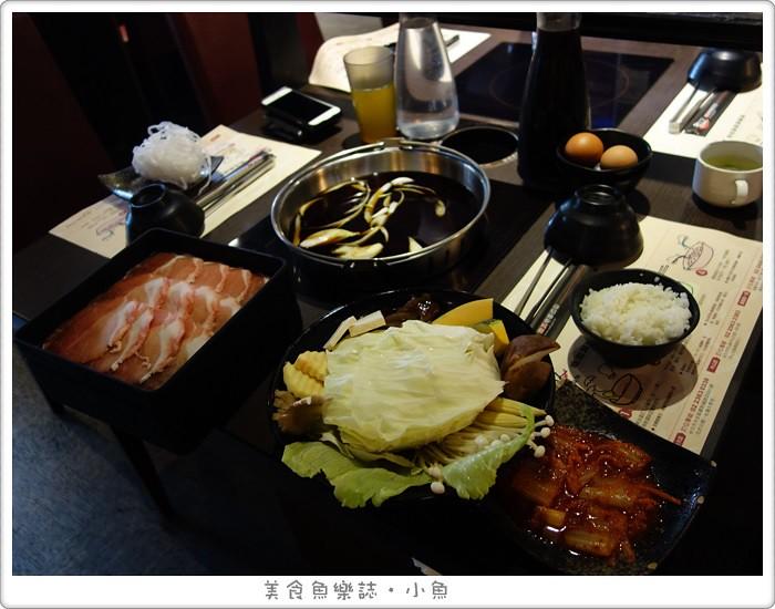 【台北大安】魯山人和風壽喜鍋物/台大吃到飽壽喜燒 @魚樂分享誌