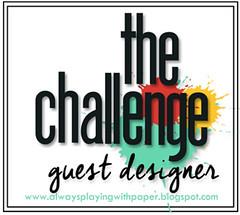 The Challenge - Guest Designer