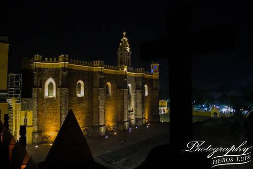 Convento de San Gabriel Cholula Puebla