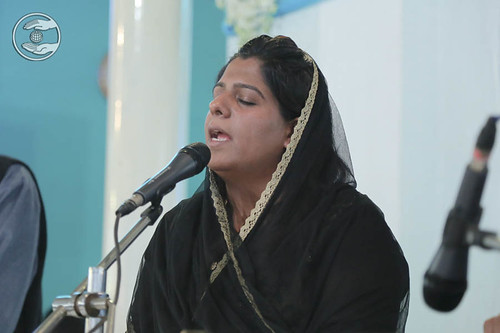Devotional song by Sanjna from Avtar Enclave