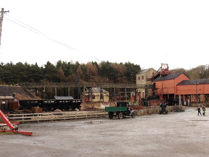 Beamish Museum Colliery