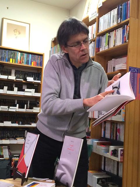 Lecture à la librairie le Presse papier d'Argenteuil IMG_0311