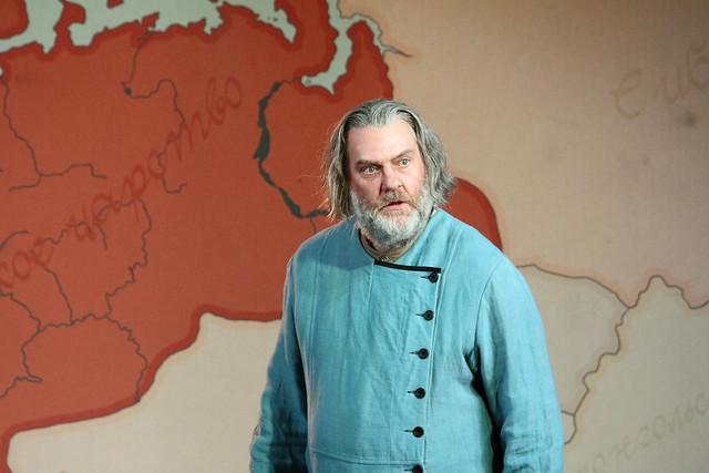 Bryn Terfel in Boris Godunov © ROH. Photograph by Catherine Ashmore