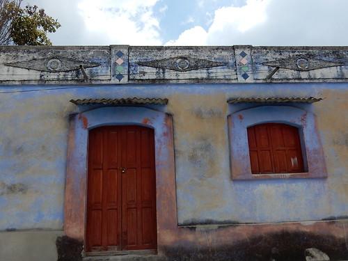 San Cristobal - geverfd