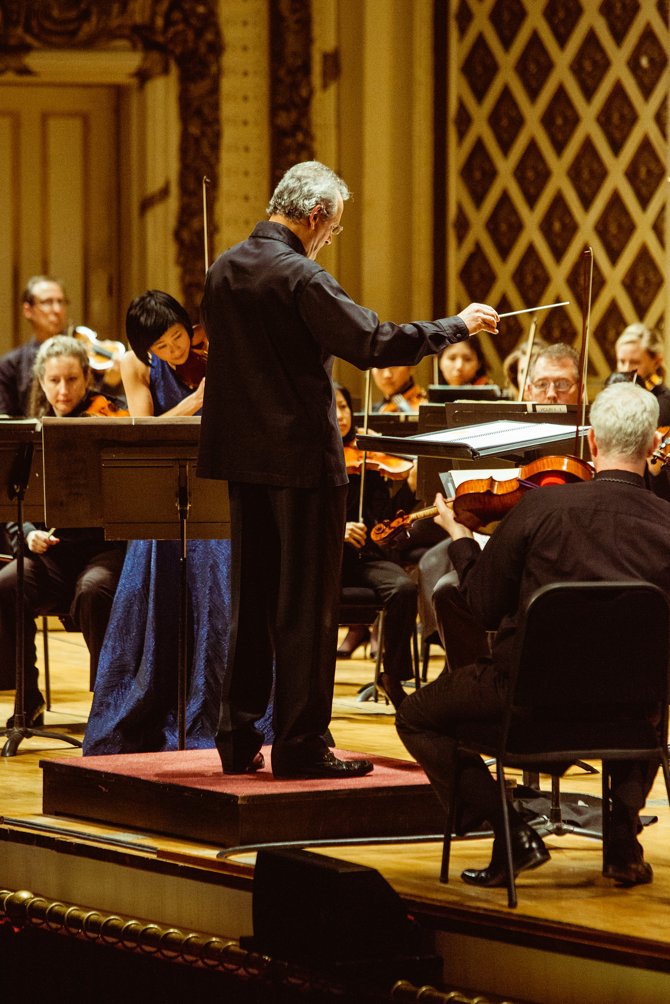 Jennifer Koh and Cincinnati Symphony Orchestra