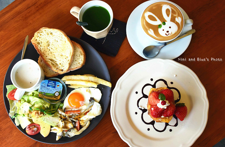 一中街早午餐迷鹿咖啡deercafe16