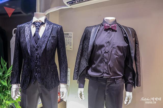 婚禮│西裝挑選│凡登西服~英國式合身版型西裝禮服租借首選也可選擇手工量身訂制專屬特色西裝06