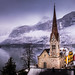 Hallstatt, Austria - Wintertime_3 by Croosterpix