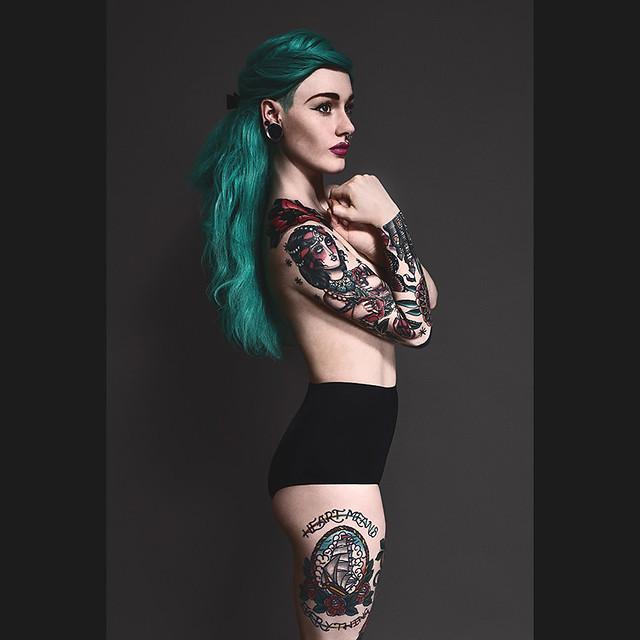 Model - Olivia Granger