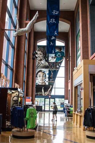 NCAA Hall Of Champions, Indianapolis, Indiana