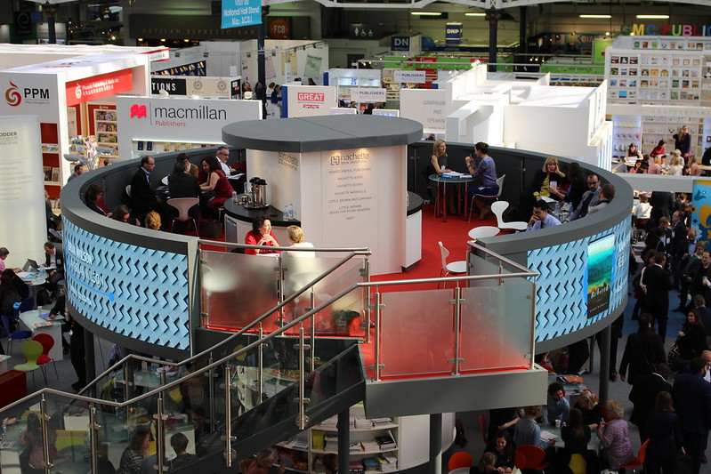 Hachette - London Book Fair 2016