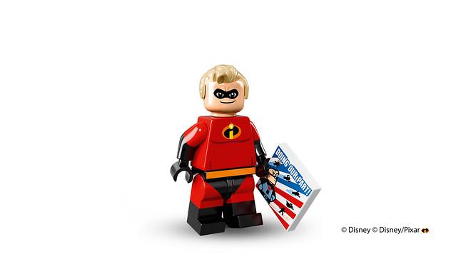 LEGO Collectible Minifigures 71012 - Disney - Mr. Incredible