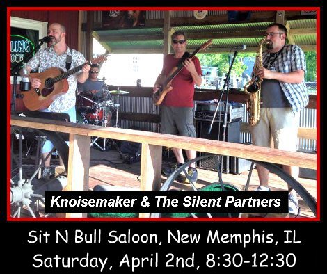 Knoisemaker & The Silent Partners 4-2-16