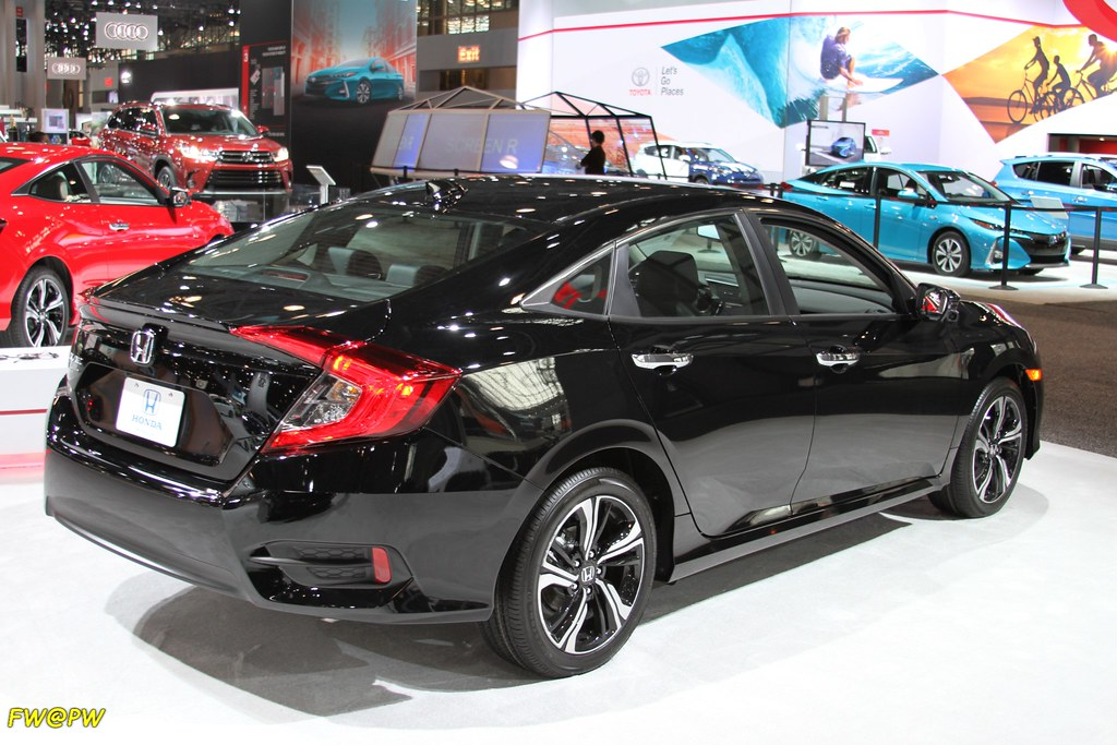 10th Generation Civic Exclusive Pakistan Launch - 25991575341 c8a9557563 b