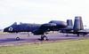 81-0979. United States Air Force Fairchild A-10A Thunderbolt II