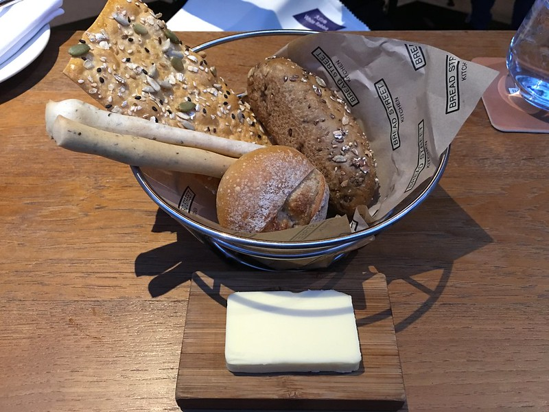 Bread Street Kitchen by Gordon Ramsay - Bread