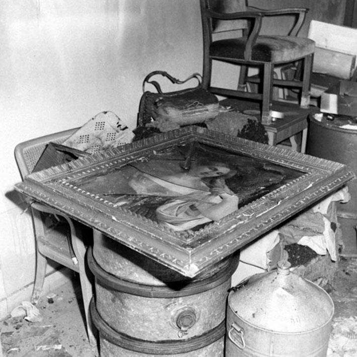 獨裁者之葬身地 希特勒的地下室7