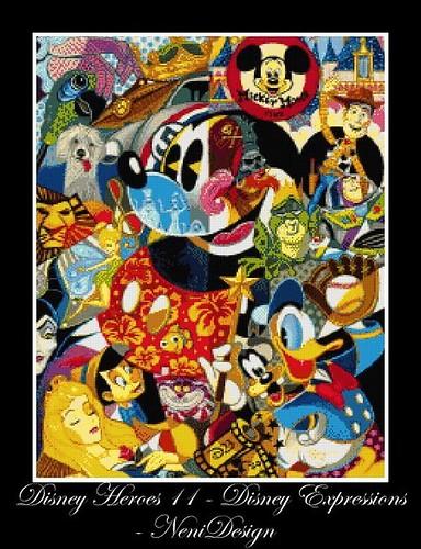 Disney Heroes 11