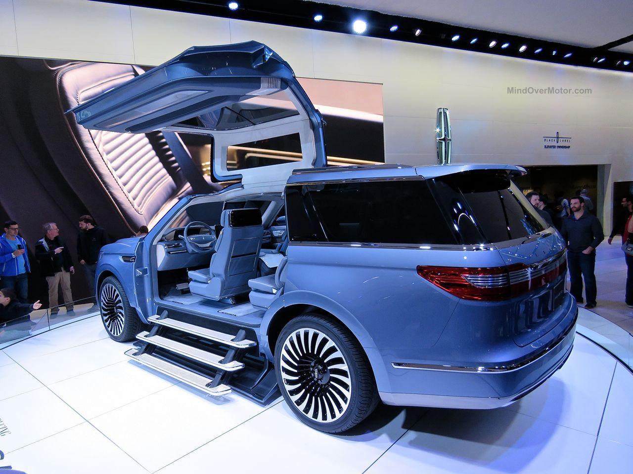Lincoln Navigator Concept 2 NYIAS 2016
