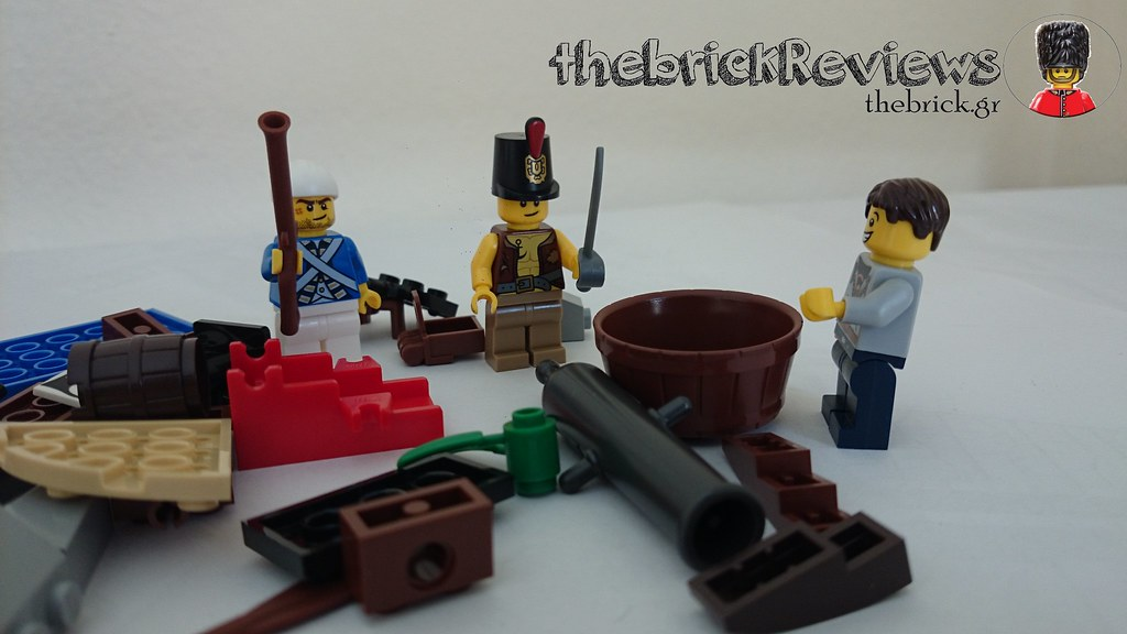 ThebrickReview: LEGO 70409 Shipwreck Defense (Pic Heavy!) 26265352521_582a6abe28_b