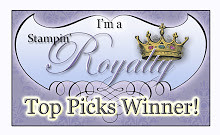 Stampin' Royalty Winner