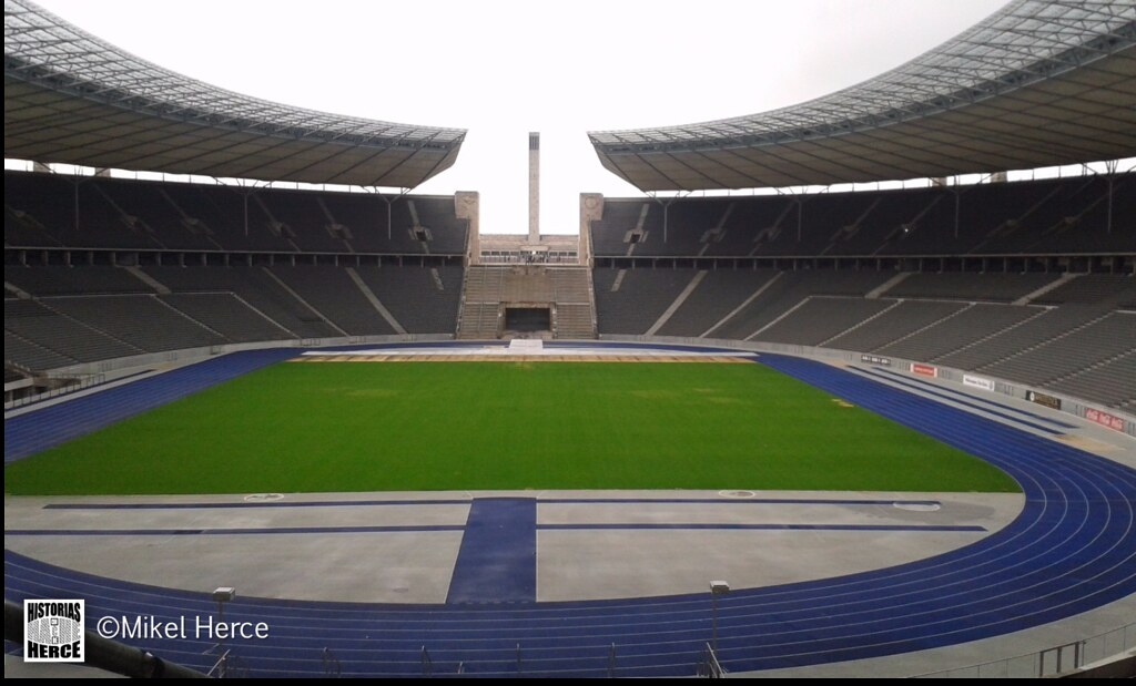 85. Estadio olimpico berlin