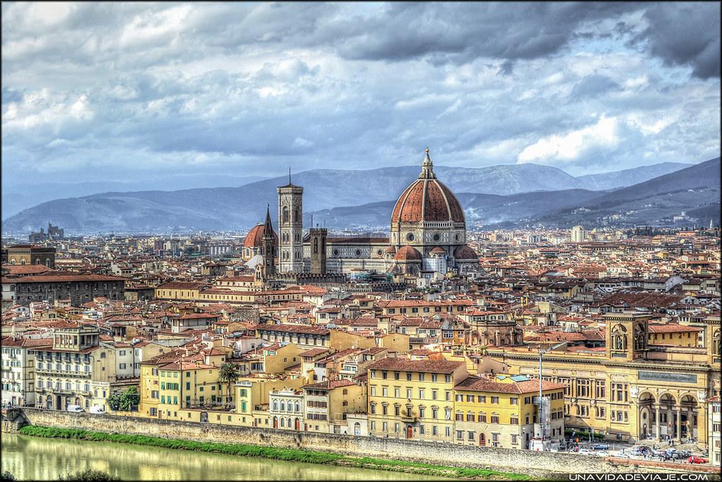 que ver en Florencia Duomo Catedral de Santa Maria del Fiore