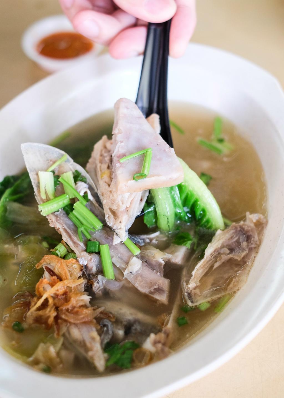 Yong Kee Seafood Fish Soup