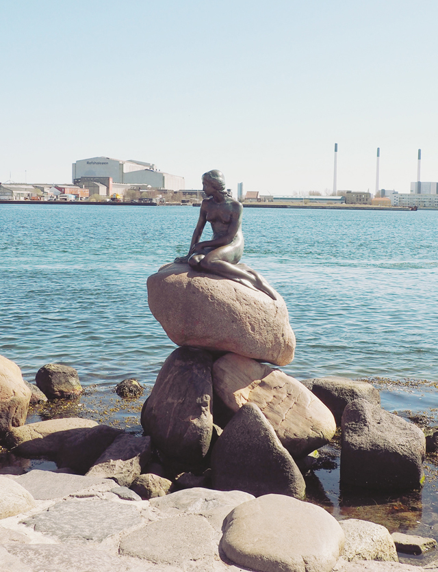 The Little Mermaid Copenhagen