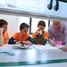 La ETS de Ingenieros de Telecomunicación de la UVa organiza  el Teleco-Day para un centenar de alumnos de Primaria
