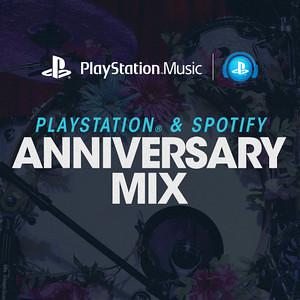 PlayStation Music + Spotify: Anniversary Mix