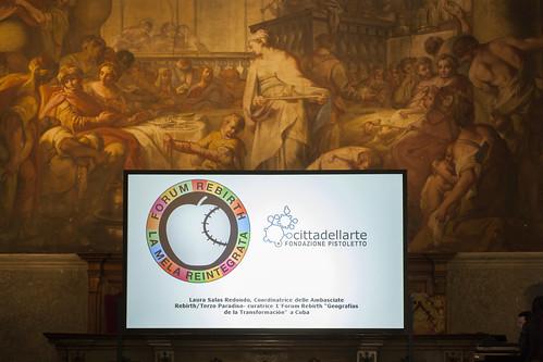 2° Forum Rebirth - La Mela Reintegrata. 17-18-19 marzo 2016 Milano