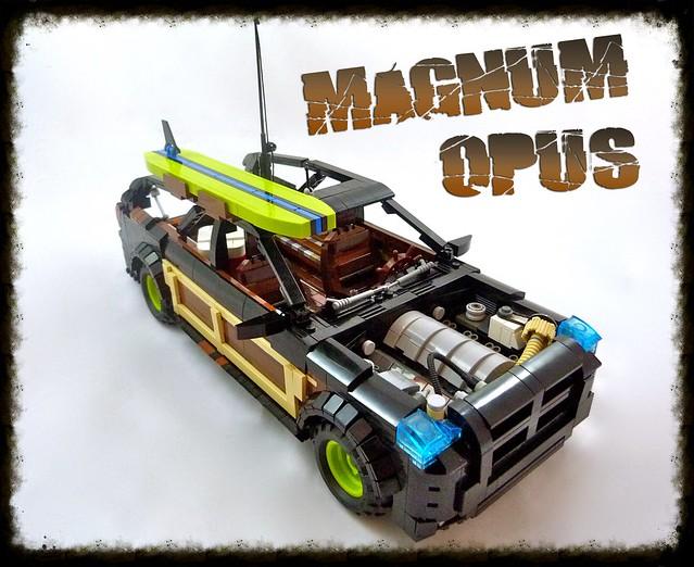 """Dodge """"Magnum Opus"""""""