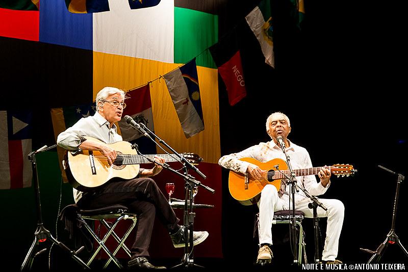 Caetano Veloso e Gilberto Gil - Coliseu Porto '16