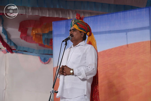 SNM branch Sanyojak, Raju Shanti Lal Kishore from Barmer