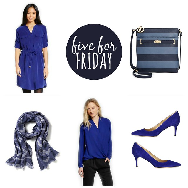 five for friday back to blues
