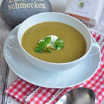 Curry Cremesuppe aus dem Slowcooker