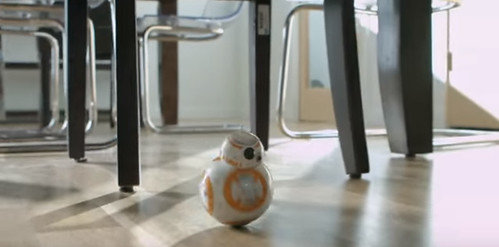 Star Wars Force Band for Sphero BB8