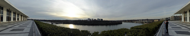 Kennedy Center - View of Potomac River